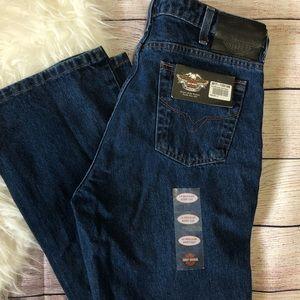 {NWT} •Harley Davidson• bootcut jeans